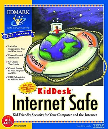 KidDesk Internet Safe
