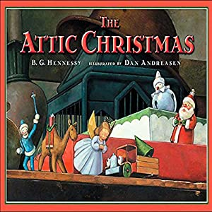 The Attic Christmas Audiobook