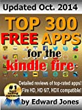 Top 300 Free Apps for the Kindle Fire: The complete guide to the best free Kindle apps thumbnail