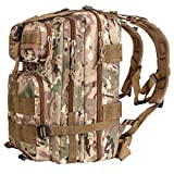 Gearmax-Sport-Outdoor-Military-Rucksacks-Tactical-Molle-Backpack-Camping-Hiking-Trekking-Bag-Camouflage