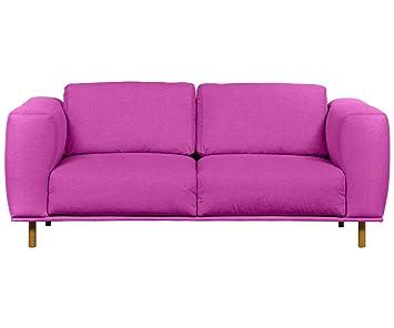 Sale 2 Sitzer Sofa Pink Premium Designer Couch Sofa Cheap Low Mudstheg3