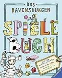 Das Ravensburger Spielebuch: Über 100 Spielanregungen für drinnen