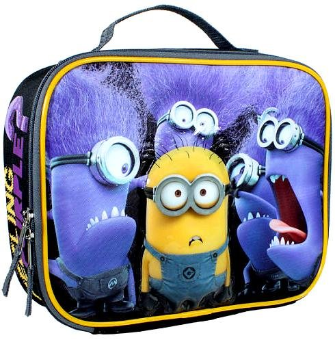 Despicable Me 2 Minion Lunch Tote - 1