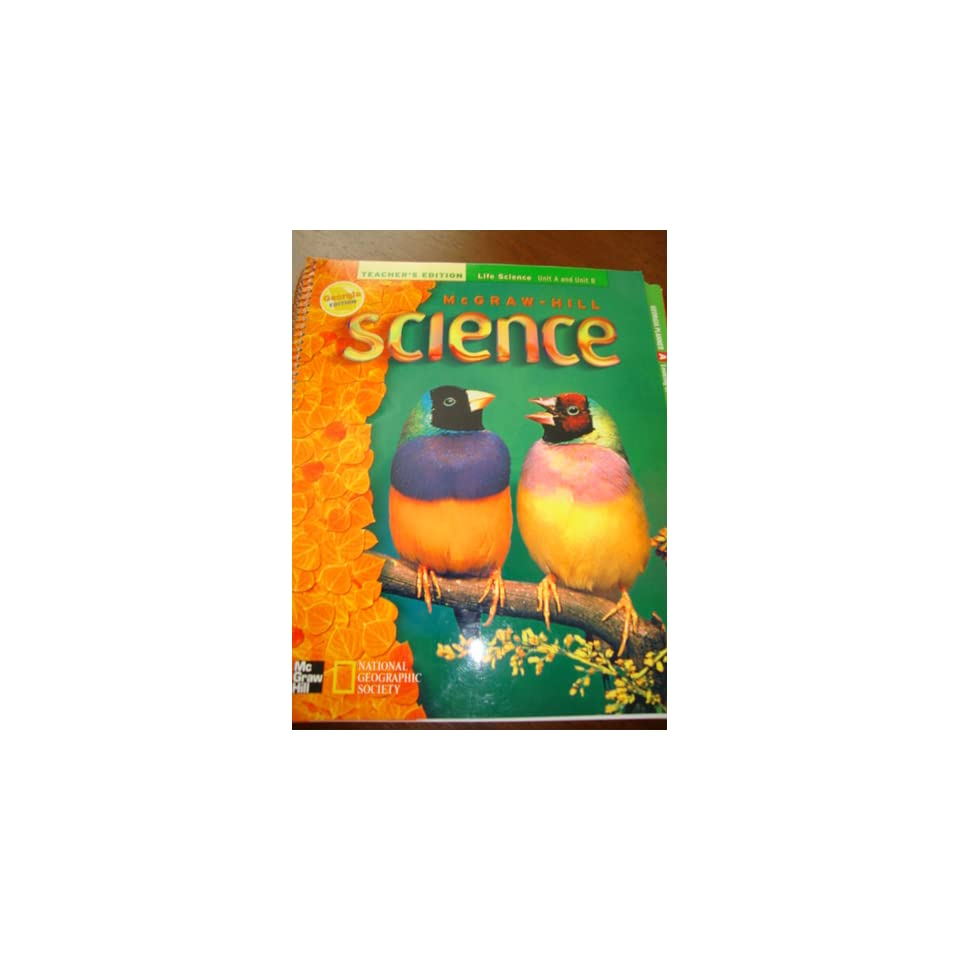 6th Grade Science Textbook Georgia Earth Science