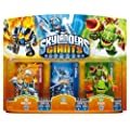 Skylanders Giants - Triple Character Pack - Chill, Zook, Ignitor (Wii/PS3/Xbox 360/3DS/Wii U)