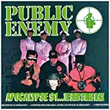 Public Enemy - Apocalypse...the Enemy Strikes Black