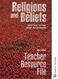 Religions & Beliefs: Teacher Support File (0748796770) by Taylor, Ina