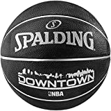 Spalding NBA Sportskanone Utah Black Hallen & Outdoor Basketball Gr.