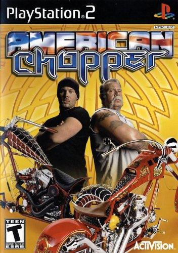 American chopper - PlayStation 2 (Chopper Wear compare prices)