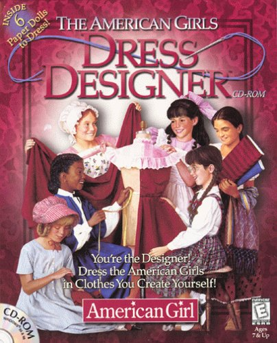 American Girls Dress Designer