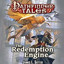 The Redemption Engine (       UNABRIDGED) by James L. Sutter Narrated by Ray Porter