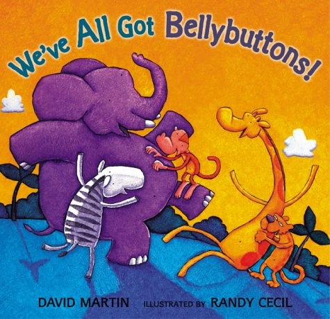 We'Ve All Got Bellybuttons