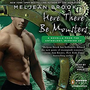 Here There Be Monsters Audiobook