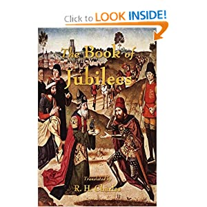 The Book of Jubilees R. H. Charles