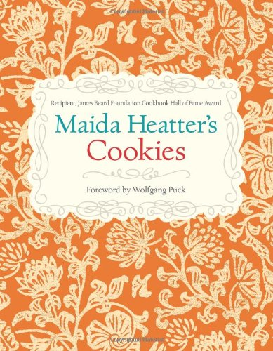 Maida Heatter's Cookies by Maida Heatter