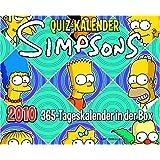 "Simpsons Quiz-Kalender 2010: Tagesabrei�kalendervon ""Matt Groening"""