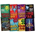 Mortal Engines Collection Philip Reeve 8 Books Set Pack RRP: �55.92 (Fever Crumb, Here Lies Arthur, Mortal Engines, Predators Gold, Infernal Devices, A Darkling Plain, A Web of Air, Scriveners Moon)