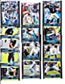2015 Topps Football Carolina Panthers team set - Newton, Thompson Rc, Kuechley shipped in an acrylic case with all rookie cards