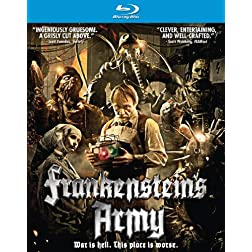 Frankenstein's Army [Blu-ray]