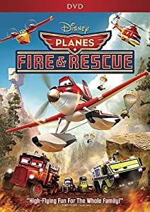 Planes Fire and Rescue (1-Disc DVD) by Walt Disney Studios Home Entertainment