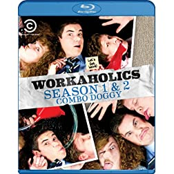 Workaholics: Seasons 1 & 2 [Blu-ray]