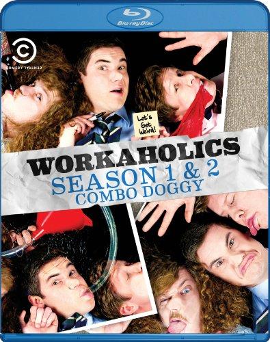 Workaholics: Seasons 1 & 2 [Blu-ray]