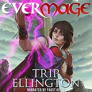 EverMage - The Complete Series Audiobook