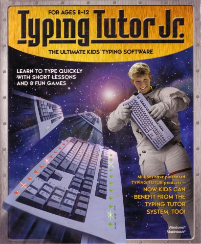 TYPING TUTOR JR.