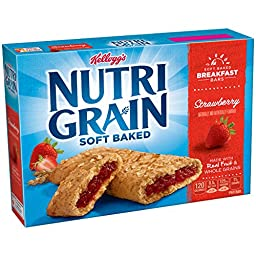 Kellogg\'s Nutri-Grain Cereal Bars - Strawberry - 1.3 oz - 8 ct