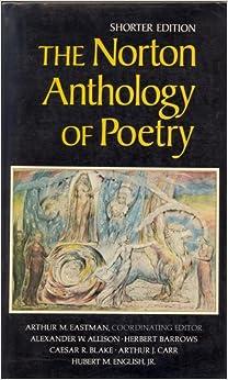 norton anthology of modern poetry pdf