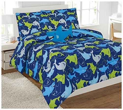 Shark Comforter set & Buddy