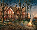 White Mountain Puzzles Autumn Evening - ...