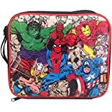 Marvel Polyester Comics Retro Rectangular Lunch Bag