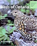 Birds of Ontario: Habitat Requirements, Limiting Factors and Status