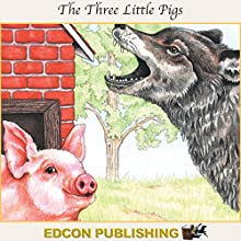 The Three Little Pigs: Palace in the Sky Classic Children's Tales Audiobook by  Imperial Players Narrated by  Imperial Players