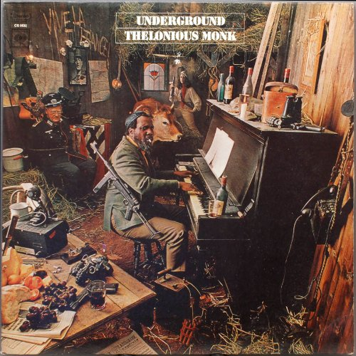Album Art for Underground by THELONIOUS MONK