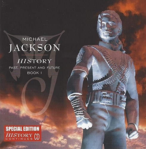 HIStory - Past, Present And Future - Book I - Special Edition By Michael Jackson (0001-01-01)