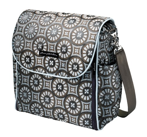 petunia pickle bottom convertible boxy backpack diaper bag cobalt roll baby changing bag. Black Bedroom Furniture Sets. Home Design Ideas