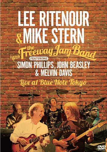 Lee Ritenour & Mike Stern with The Freeway Band - Live at The Blue Note Tokyo (2012) Blu-ray 1080i AVC PCM 2.0