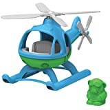 Green Toys Helicopter (Color: Blue/Green, Tamaño: Size)
