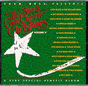 The Stars Come Out for Christmas Vol. V (UK Import)