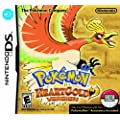 Limited Edition Pokemon HeartGold Version with Figurine - Nintendo DS (Limited Edition)