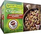 Nature Valley Bistro Cups Oatmeal for the Keurig® Machine, Apple Cinnamon Almond, 22.1 Ounce (8 count)