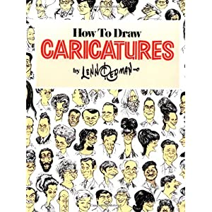 how to draw caricatures redman pdf