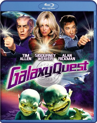 Cover art for  Galaxy Quest [Blu-ray]