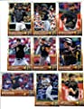 2015 Topps Baseball Cards Pittsburgh Pirates Team Set (Series 1 & 2 - 23 Cards) Including John Axford, Vance Worle, Starling Marte, Pedro Alvarez, Mark Melancon, Tony Watson, Josh Harrison, Gregory Polanco, Jordy Mercer Team Card, Neil Walker, Charlie Mor