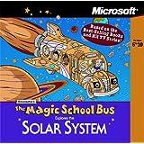 Microsoft Scholastic's The Magic School Bus Explores the Solar System (Jewel Case) [Old Version]