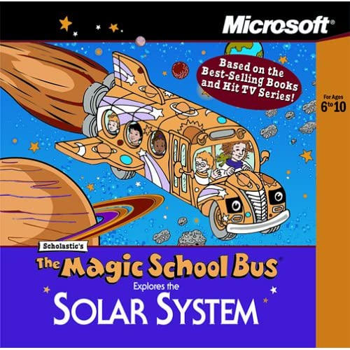 magic school bus explores the solar system - Video Search ...