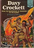 img - for Davy Crockett; (Landmark books, 57) book / textbook / text book
