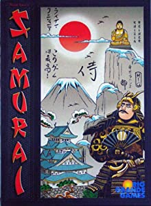 Buy Rio Grande Games - Rio Grande Games Reiner Knizia Samurai